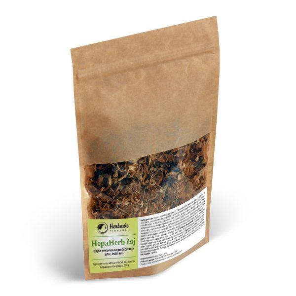 HepaHerb čaj (Čaj za detoksikaciju) – biljna mešavina za pročišćavanje jetre, žuči i krvi