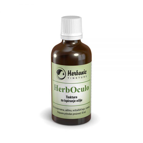 HerbOculo (Oči) – tinktura za pročišćavanje i dezinfekciju očiju