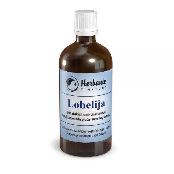 Lobelija – tinktura za poboljšanje rada pluća i nervnog sistema