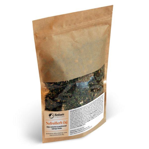 NefroHerb čaj (Čaj za bubrege i bešiku) – biljna mešavina za pročišćavanje bubrega i bešike