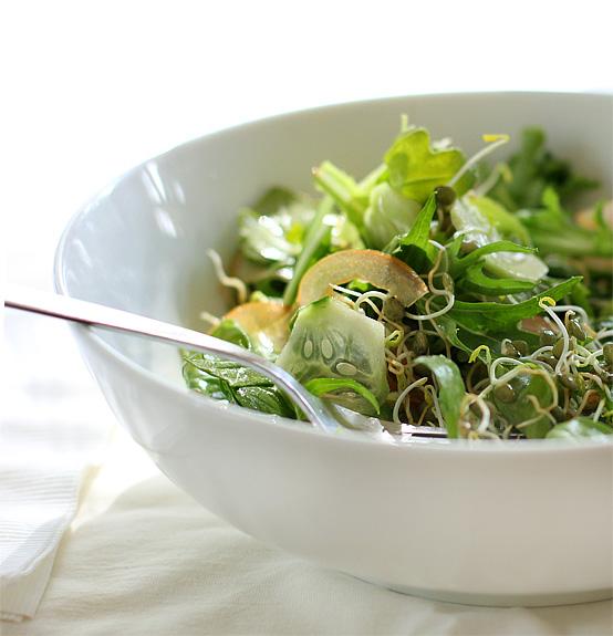 lentil-sprouts-salad