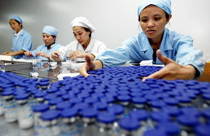 China-pharmaceutical-industry