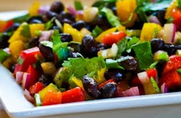 black-bean-pepper-salad-recipe-kalynskitchen