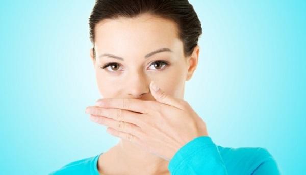 Napitak protiv neprijatnog zadaha