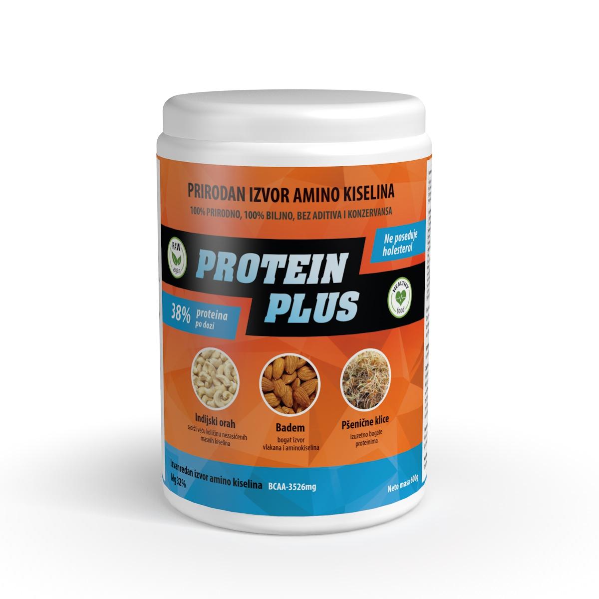Protein-plus
