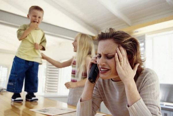 Uticaj depresivne majke na dete