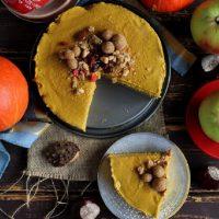Sirova torta od bundeve i indijskih oraha