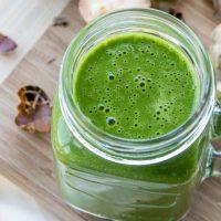 Prolećni zeleni smoothie