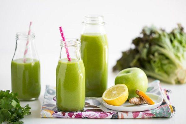 Zeleni smoothie sa salatom