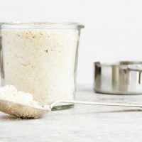 Kako napraviti brašno od sirovih orašastih plodova