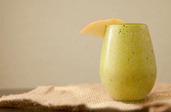 Zeleni smoothie od kruške