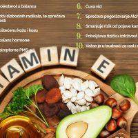 U kojoj hrani se skriva vitamin E?