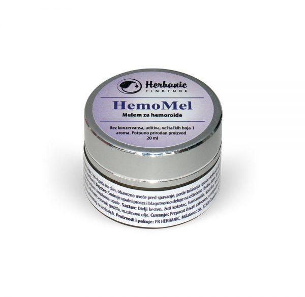 HemoMel – melem za spoljašnje hemoroide